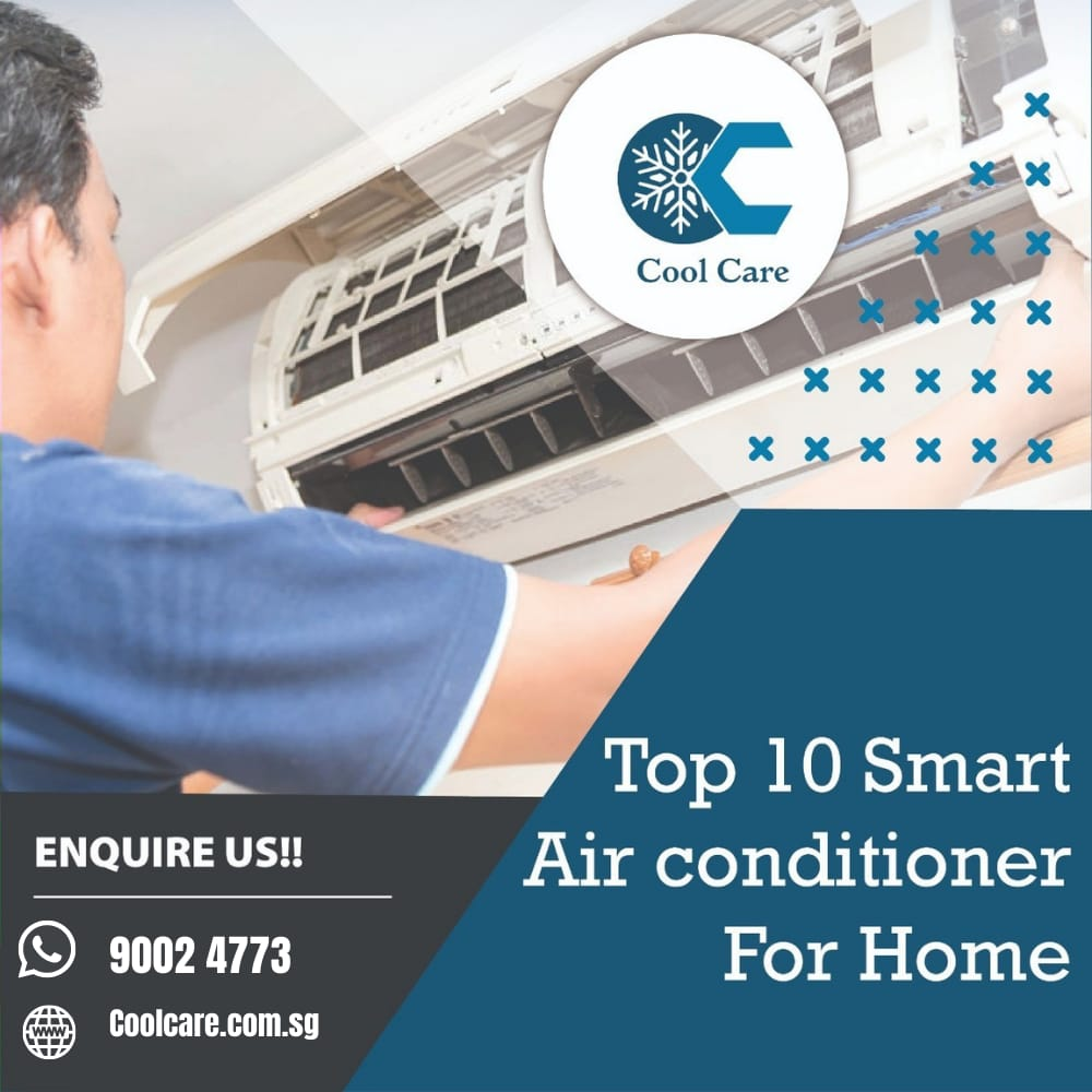 Top 10 Smart Air conditioner For Home