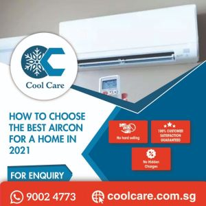How to choose the best aircon for a home in 2021
